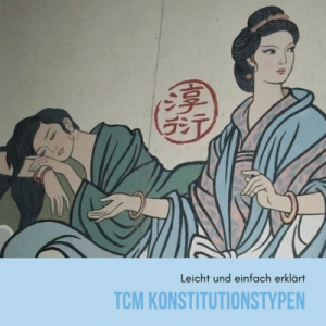 Konstitutionstypen in der TCM
