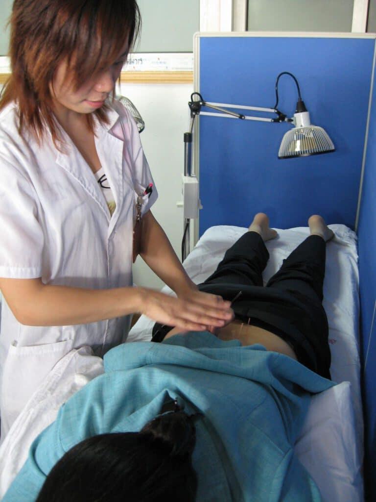 TCM Behandlung