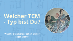 TCM Konstitutionstypen