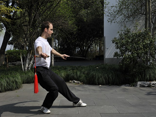 taiji quan in china