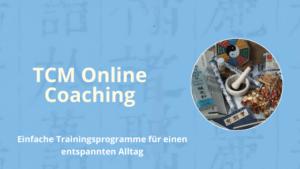 TCM Online Coaching