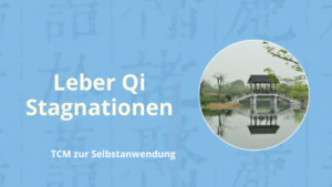 Leber qi stagnationen in der TCM