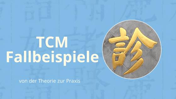TCM Fallbeispiele - Theorie bis Praxis